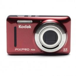 Kodak FZ53 compact camera red