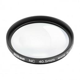 Nikon D40,5 filtro NC