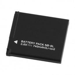 iBatt BPH-0276N per Canon NB8L