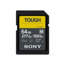 Sony 64 GB SDHC TOUGH serie G