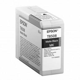 Epson T8508 matte black P800