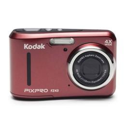 Kodak FZ43 compact camera red