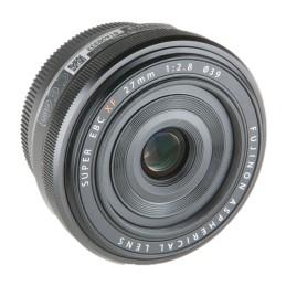 Fujifilm 27 mm F2,8 XF CD...