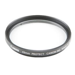 Canon 43 mm filtro Protect...