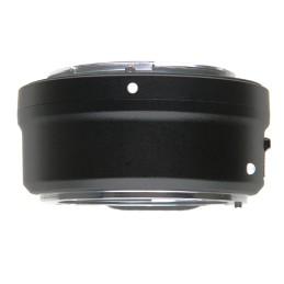 Nikon FTZ mount adapter...
