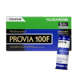 Fujifilm 120 Provia 100F...