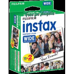 Fujifilm 2xInstax Wide Film