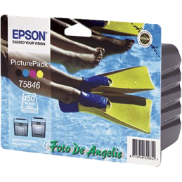 Epson T5846 Picture Pack