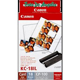 Canon KC18 IL fotopapier