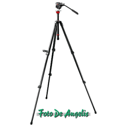 Manfrotto 755XB Treppiedi...
