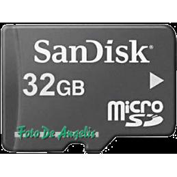 Sandisk MicroSDHC 32 Gb...