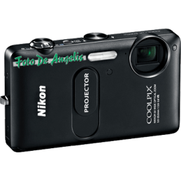 Nikon Coolpix S1200PJ black