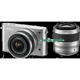 Nikon 1 J1 silver + 10-30 +...