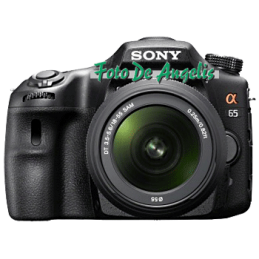 Sony Alfa 65+ 18-55...
