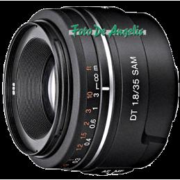 Sony 35 F1,8 SAM DT