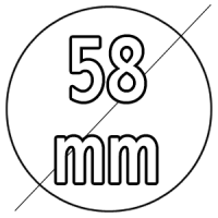 Filtri 58 mm