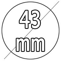 Filtri 43 mm