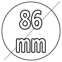 Filtri 86 mm