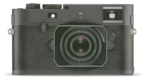 leica M monochrom stealth edition TOP