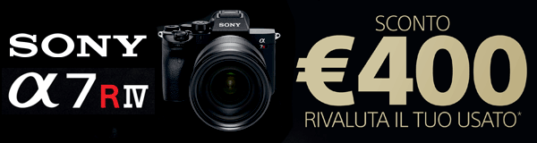 Sony TradeIn A7RM4 banner