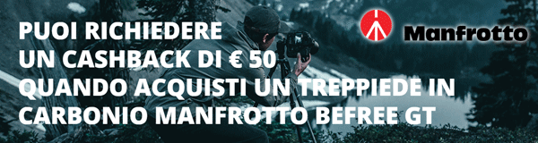 manfrotto cashback banner