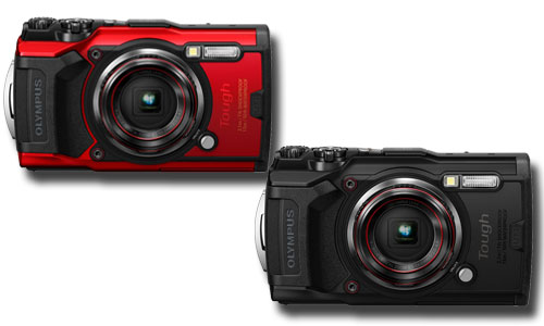olympus tough tg6 colori