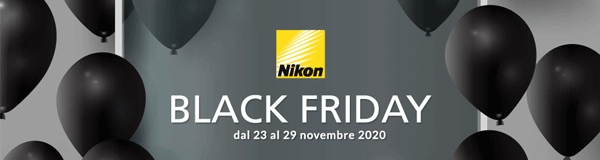 Nikon black friday banner