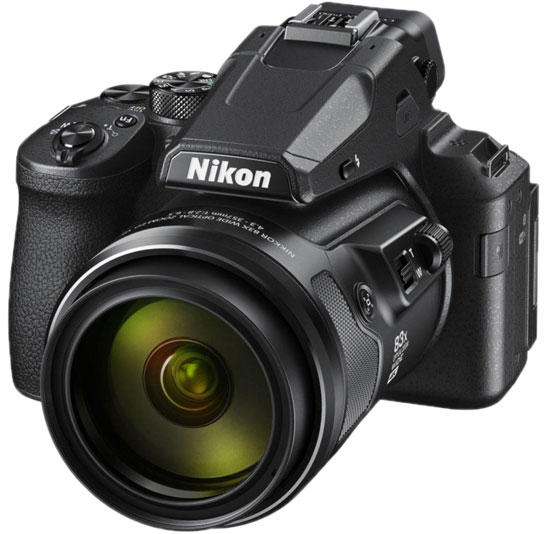 nikon coolpix p950 top